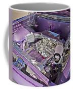 Under The Hood 66 Impala_1b Coffee Mug