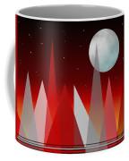 Under The Night Sky Coffee Mug