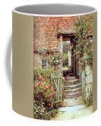 Under The Old Malthouse Hambledon Surrey Coffee Mug