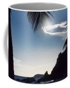 Under The Palm Tree Coffee Mug
