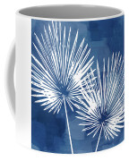Under The Palms- Art By Linda Woods Coffee Mug