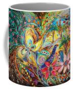 Under The Shadow Of Date Tree Coffee Mug