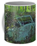 Under The Trail Coffee Mug