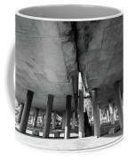 Under The Viaduct A Urban View Coffee Mug