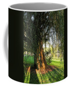 Under The Weeping Willow Coffee Mug