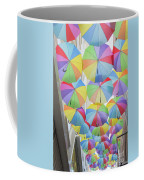 Under Umbrellas Coffee Mug