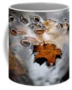 Under Water Fall Coffee Mug