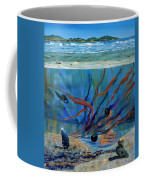 Under Water - Point Of View Coffee Mug