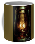 Underground Mining Lamp  Coffee Mug