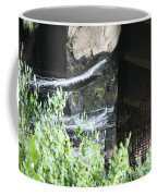 Underneath Fallingwater  Coffee Mug