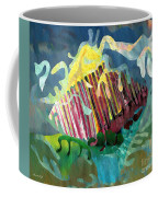 Undersea Still Life Coffee Mug by Sarah Loft