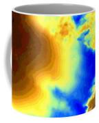 Undersea Volcano Coffee Mug