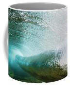 Underwater Barrel Coffee Mug