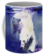 Underwater Bear Coffee Mug
