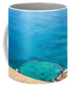 Underwater Crater In Galapagos Coffee Mug