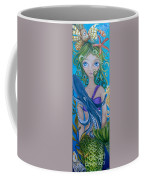 Underwater Mermaid Coffee Mug