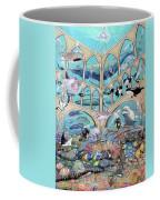 Underwater  Sanctuary Coffee Mug