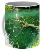 Underwater Tree Coffee Mug