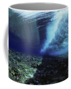 Underwater Wave - Yap Coffee Mug