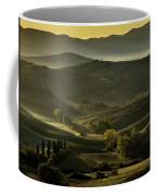 Undulating Light Coffee Mug
