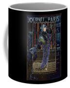 Une Valentine Parisienne Coffee Mug