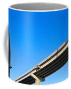 Unfinished Freeway Ramp Coffee Mug
