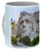 Unfinished Lincoln 2 Coffee Mug