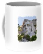 Unfinished Lincoln 3 Coffee Mug