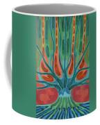 Unfinished Tree Coffee Mug