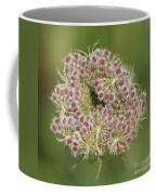 Unfurling Nature Macro Square Coffee Mug