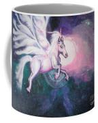 Unicorn And The Universe Coffee Mug