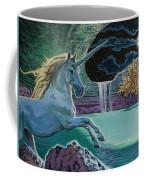 Unicorn Lake Coffee Mug