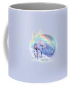 Unicorn Of The Rainbow Coffee Mug
