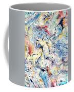 Unicorns And Rainbows  Coffee Mug