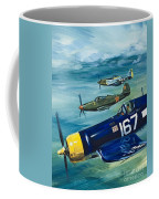 Unidentified Aircraft Coffee Mug
