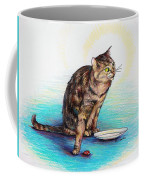 Uninvited Dinner Guest Coffee Mug