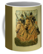 Union Cavalry Coffee Mug
