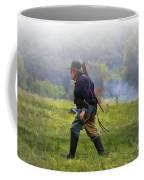 Union Cavalryman On Foot Coffee Mug