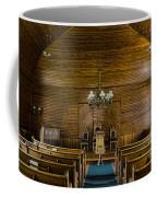 Union Christian Church Sanctuary Coffee Mug