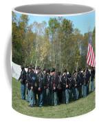 Union Infantry March Coffee Mug