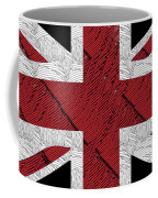 Union Jack Flag Deco Swing Coffee Mug