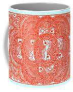 Union  Orange Coffee Mug