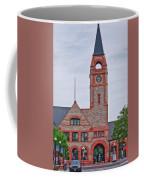 Union Pacific Railroad Depot Cheyenne Wyoming 01 Coffee Mug