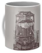 Union Pacific Train Coffee Mug