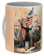 Union Recruitment, C1864 Coffee Mug