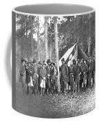 Union Soldiers Coffee Mug