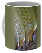 Union Station Ceiling Coffee Mug