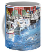 Union Wharf Coffee Mug