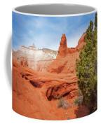 Unique Desert Beauty At Kodachrome Basin State Park Coffee Mug