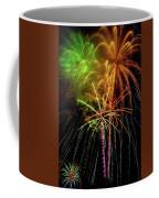 Unique Fireworks Coffee Mug
